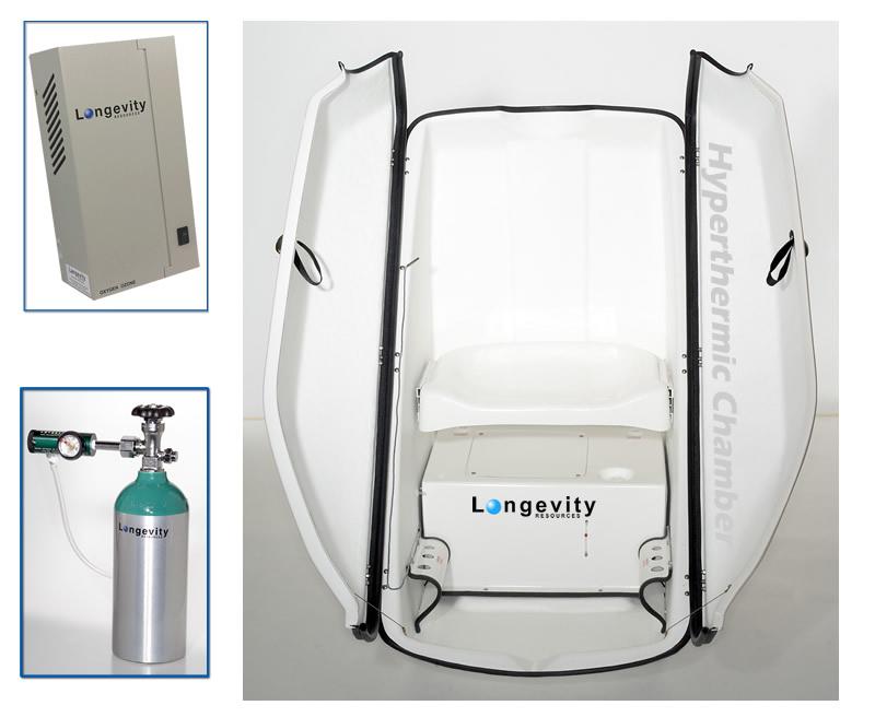 Longevity-Silver-Ozone-Sauna